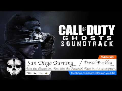 Call of Duty Ghosts Soundtrack: San Diego Burning