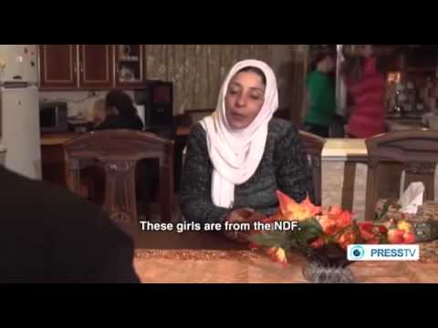 Documentary on Syrian Volunteers National Defense Forces