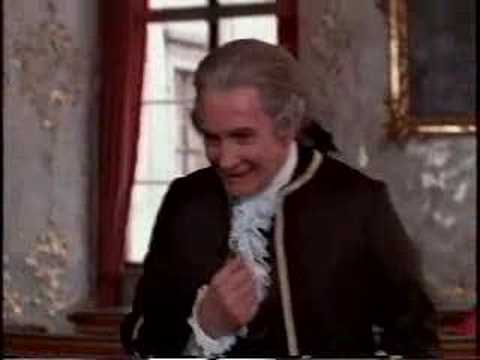 roy dotrice amadeus 1984 youtube. Black Bedroom Furniture Sets. Home Design Ideas