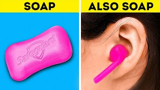 Crazy Soap Hacks You Have To Try || DIY Soap Crafts You Need to Make