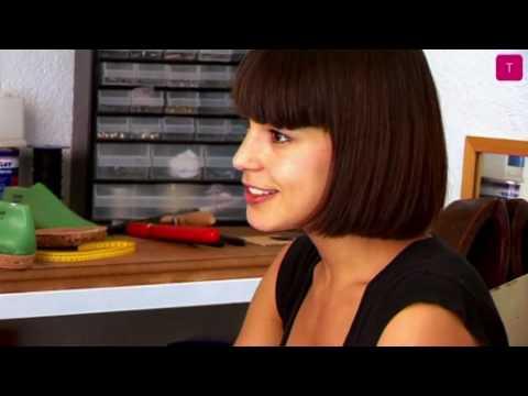Nunu  Zapatos artesanos - Tendencias.tv - YouTube 9c77d668f247
