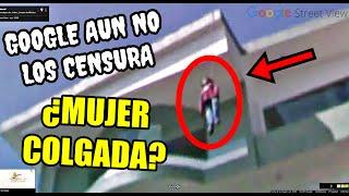 Una mujer colgada aparece en Google street view (REAL) COORDENADAS EN DESCRIPCION Free HD Video