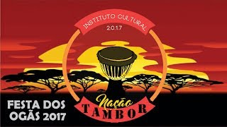 ICNT - Festa dos Ogãs 2017 - Pedra Rolou