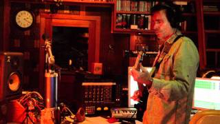 """HeYaaaandy!"" - Steve Vai Recording ""Weeping China Doll"""