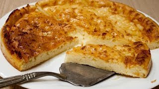 ВКУСНЫЙ и СЫТНЫЙ ЗАВТРАК это так просто. Ленивый хачапури из лаваша и сыра на сковороде