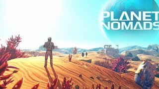 Planet Nomads Official Early Access Launch Trailer