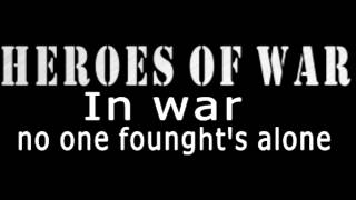 Heroes of War - soundtrack There