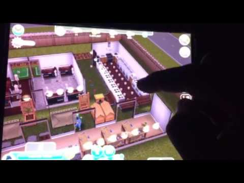 Sims freeplay french romance live event adding 2nd for How to make a second floor on sims freeplay