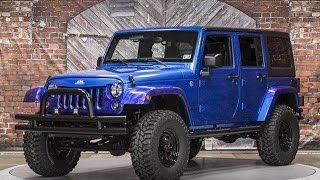 "2015 Jeep Wrangler Unlimited Sport ""Black Mountain"" Review"