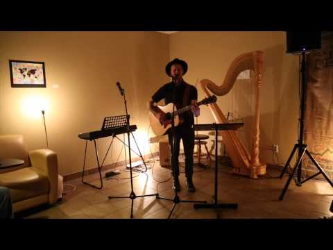 Jay Armstrong - Untitled live at Eikon Music Night