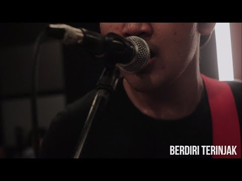Basic Evolution - Berdiri Terinjak [Pee Wee Gaskins Cover - Live From BeatSpace Studio]