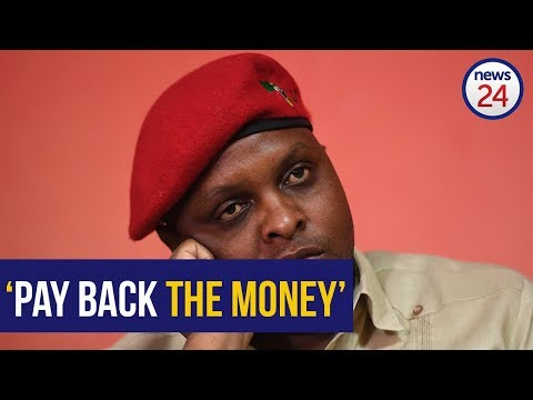 WATCH: 'Pay back the money' - MP's jeer at EFF's Floyd Shivambu in ironic turn of events