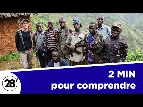 2 minutes pour comprendre... la guerre au Congo - 28 minutes - ARTE