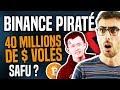 Bitcoin CAPITULATION?!  Binance Jersey HUGE Demand!!  French Bank Run RIGHT NOW!