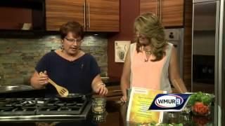 Cook's Corner: Spinach Salad With Orange Vinaigrette