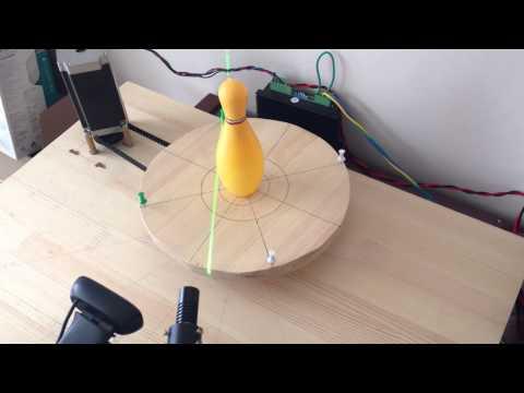 3D laser scanner hardware