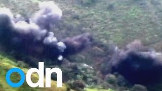 Dramatic video: 2011 operation that killed FARC leader