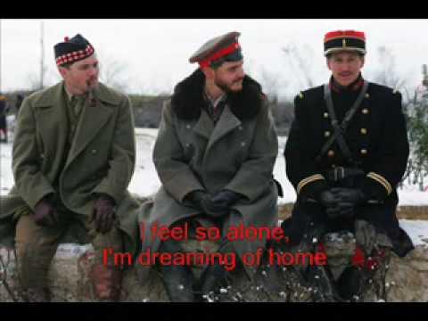 I'm Dreaming of Home (Hymne des Fraternises) - Joyeaux Noel soundtrack
