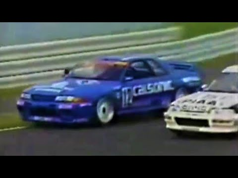 1990 Japan Touringcar Championship & All Japan F3 in TSUKUBA Race de Nippon