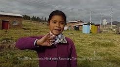 Terveisiä Perusta Renacerin kummilapsilta 2018
