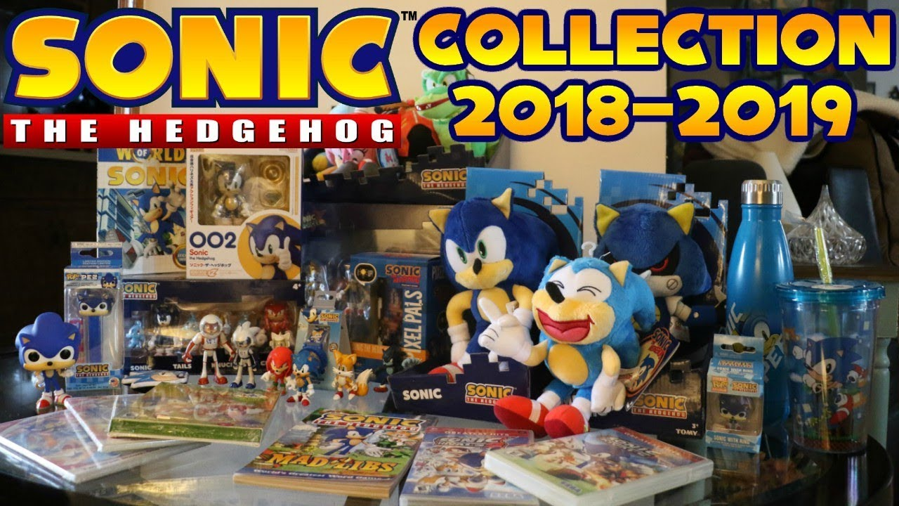 06cc4dff333 Sonic The Hedgehog Collection (2018-2019) - YouTube