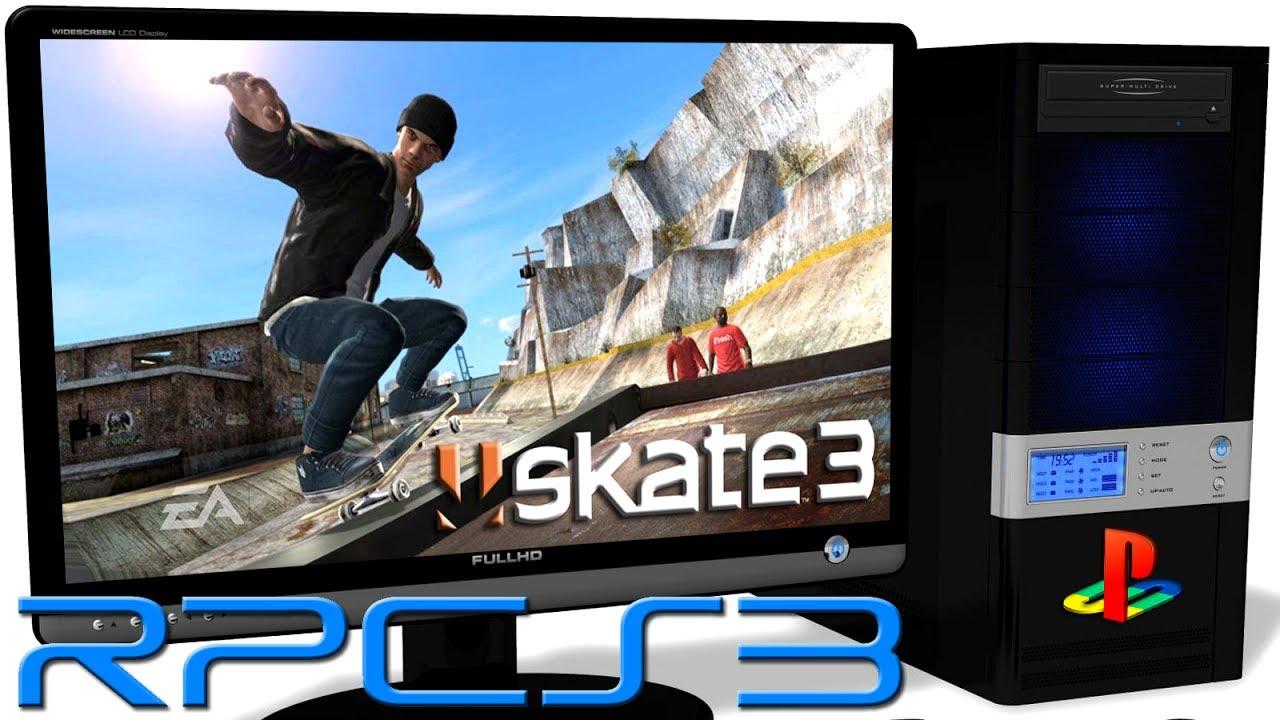 Skate 3 скачать на ps3