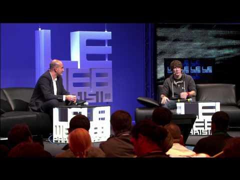 LeWeb 2010 - Dennis Crowley, Co-Founder, Foursquare
