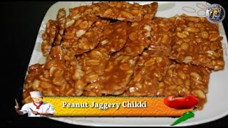 Peanut Jaggery Chicki by F3 Bachelors Cooking