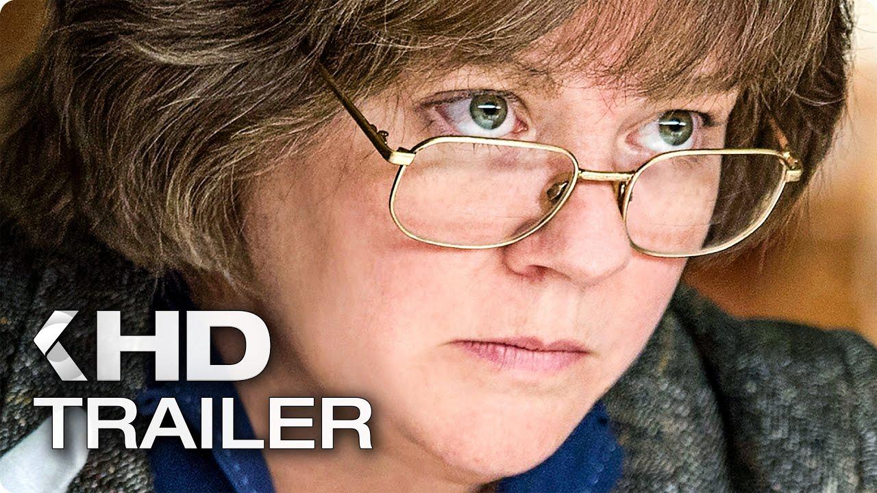 CAN YOU EVER FORGIVE ME Trailer German Deutsch (2019)
