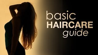 Basic Haircare Guide for Growing Healthy, Strong, Beautiful Hair (with scientific citations)