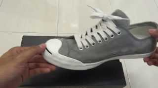 Converse Jack Purcell lp (Grey)