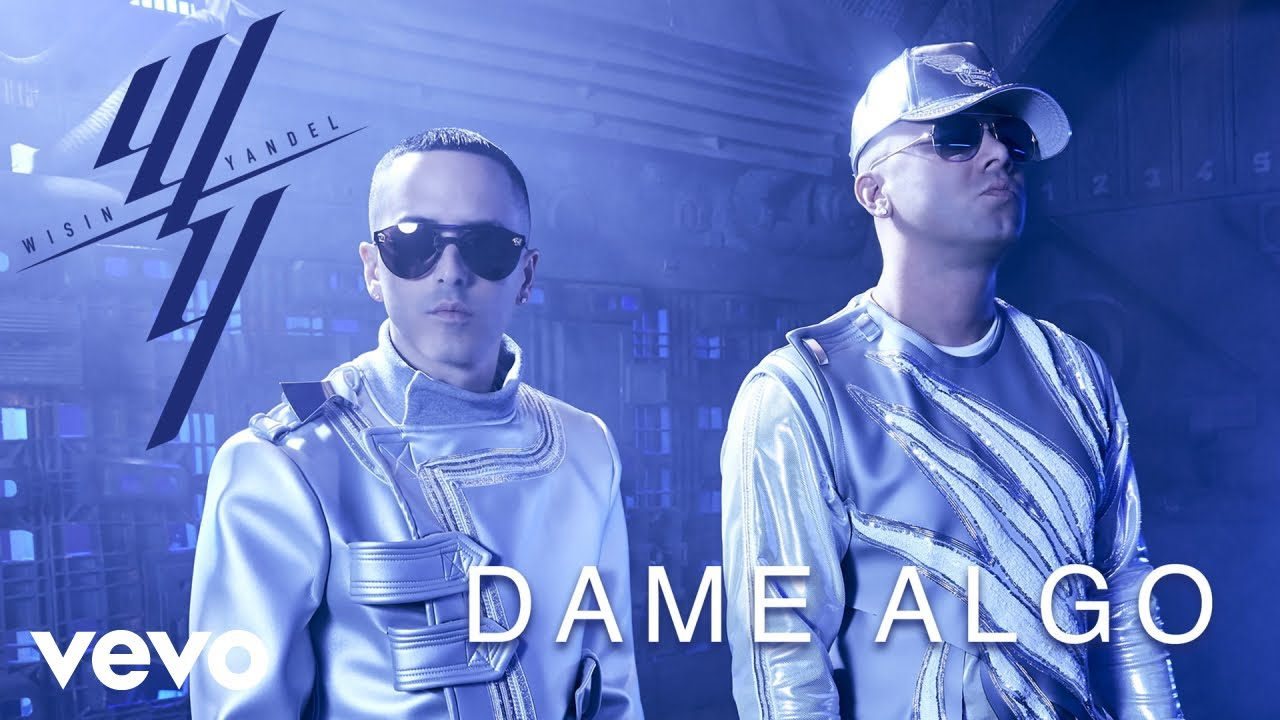 Wisin Yandel Bad Bunny Dame Algo Audio Youtube