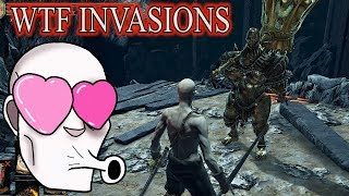 Dark Souls: 3 More  WTF Invasions With The Pale Man