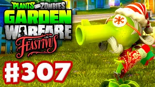 Plants vs. Zombies: Garden Warfare - Gameplay Walkthrough Part 307 - Santa