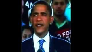 "Malcolm X Tells Obama ""You"