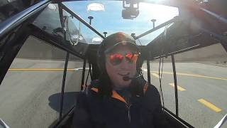 Let's go flying! Cory Robin Live Stream (part 1/2)