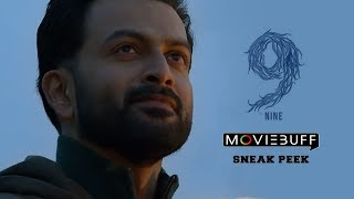 9 (Nine) Moviebuff Sneak Peek 01 | Prithviraj Sukumaran, Mamta, Wamiqa | Now in Cinemas