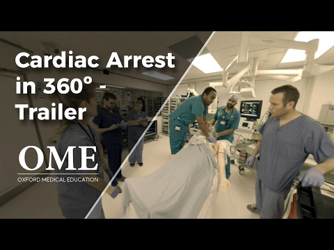 Cardiac Arrest and Advanced Life Support (ALS) in 360 Degrees - TRAILER