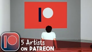 5 Artists on Patreon: How to Make Money on Patreon as an Artist