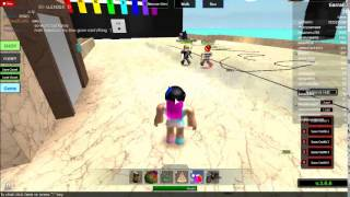 Roblox vid BEACH HOUSE ROLEPLAY hacked!! [MUST WATCH, ITS AWESOME]