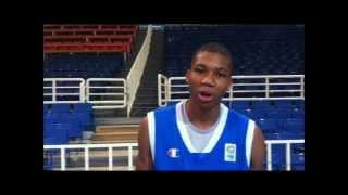 ΑΠΟΚΛΕΙΣΤΙΚΑ: Εθνική Νέων Ανδρών / Hellas U20 Men by HBF