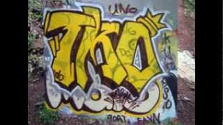 "Los Angeles ""TKO"" Graffiti.."