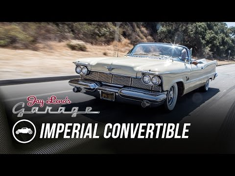 1958 Imperial Convertible - Jay Leno's Garage