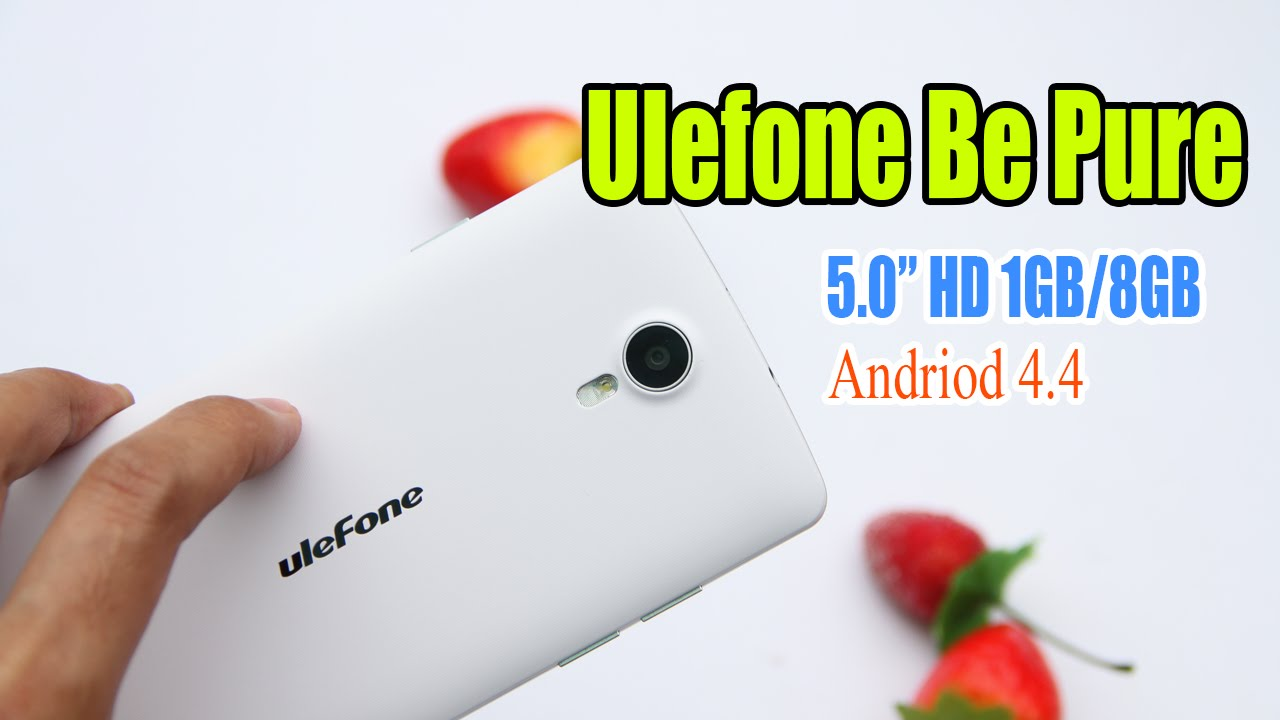 Image result for Ulefone Be Pure MT6592