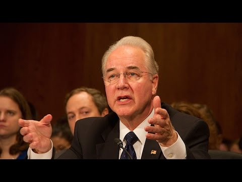 Bernie Sanders Hammers Tom Price Over Right to Healthcare in Senate Hearing