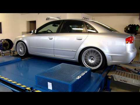 Audi A4 DTM 2.0l TFSI Gt-innovation tuned stage 1&2