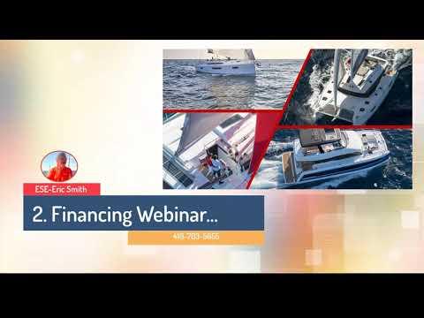 Marine Financing... A recorded Webinar--