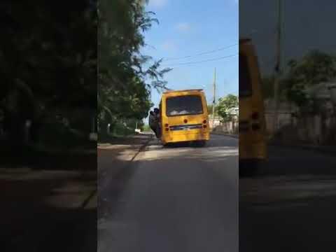 Public transport in Barbados