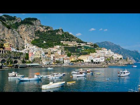 Italy's Amalfi Coast