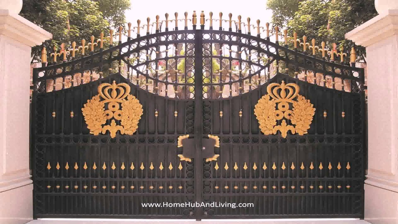 House Front Door Grill Design Images Youtube